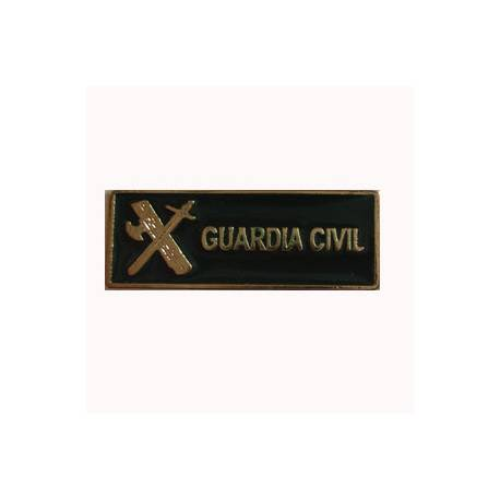 Pin Guardia Civil Uniforme