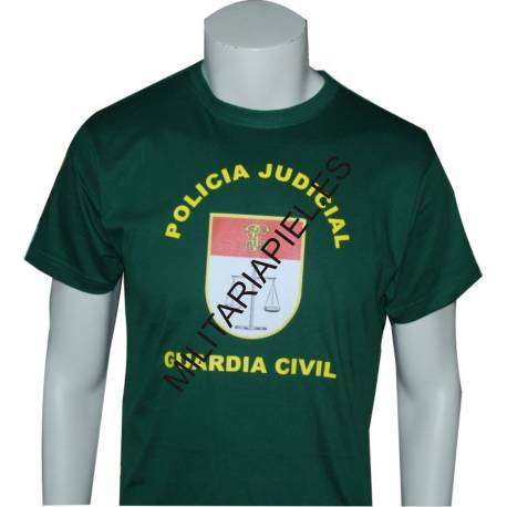 Camiseta Guardia Civil Policia Judicial