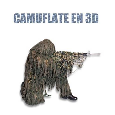 TRAJE CAMUFLAJE 3D