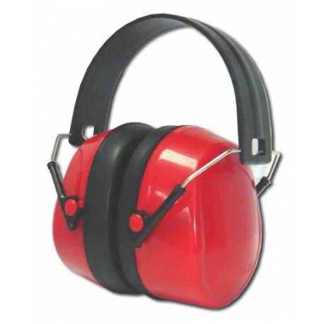 CASCOS DE PROTECCION AUDITIVA. 30dB. PLEGABLES