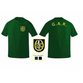CAMISETA GUARDIA CIVIL GAR II (UAR)