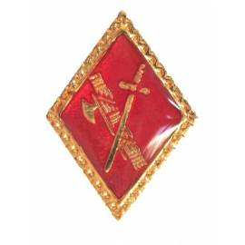 PIN GUARDIA CIVIL PEPITO ROJO