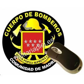 ALFOMBRILLA BOMBEROS COMUNIDAD DE MADRID