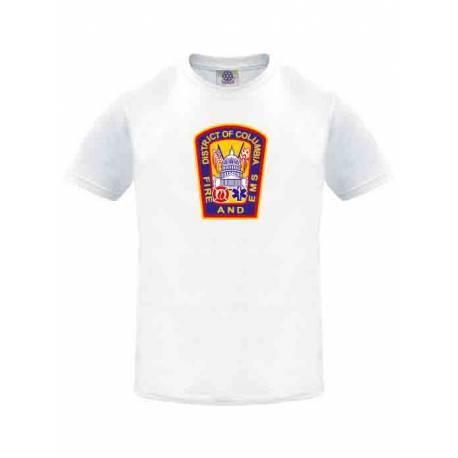 Camiseta Bombero Washington D.C.
