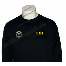 SUDADERA FBI