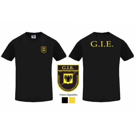 Camiseta Gie