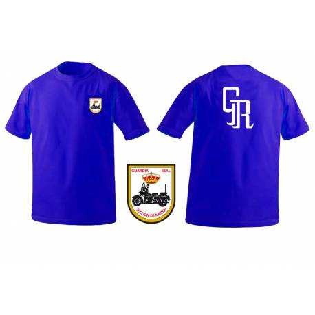 Camiseta Guardia Real EspaГ±a Seccion Motos