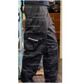 PANTALON TACTICO CHESTER SEGURIDAD