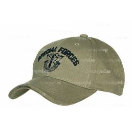 GORRA BORDADA AIR FORCE ( FUERZAS ESPECIALES)