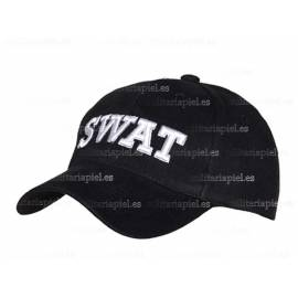 GORRA BORDADA SWAT