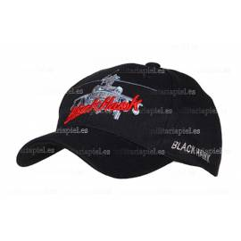 GORRA BORDADA BLACK HAWK