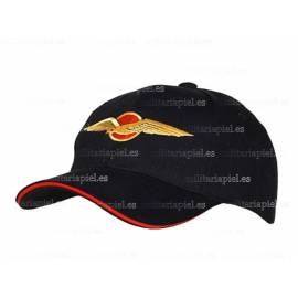 GORRA BORDADA AIR FORCE DUTCH ( FUERZAS AEREAS HOLANDESAS)