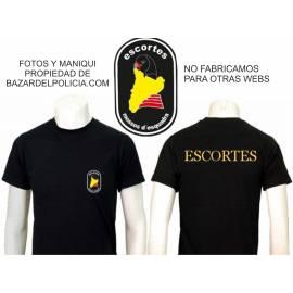 CAMISETA MOSSOS ESCORTES