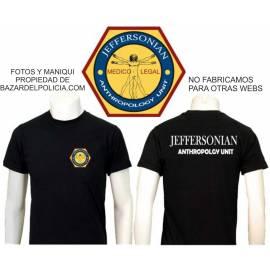 CAMISETA JEFFERSONIAN (BONES)