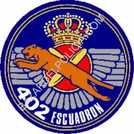 ADHESIVO ESCUADRON 402