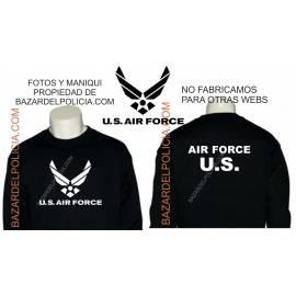 SUDADERA AIR FORCE