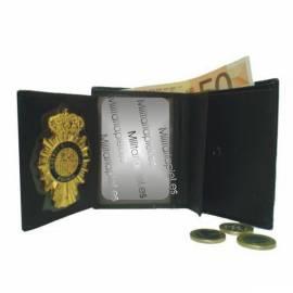 CARTERA POLICIA NACIONAL MONEDERO INTERIOR (SIN PLACA INCLUIDA)