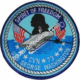 PARCHE BORDADO SPIRIT OF FREEDOM