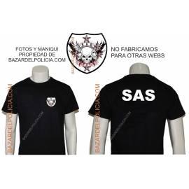 CAMISETA SAS (SERVICIOS ESPECIAL AEREO)