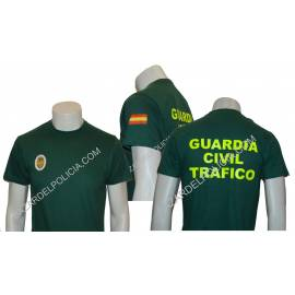 CAMISETA GUARDIA CIVIL TRAFICO
