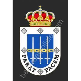 MURAL ESCUDO DEL MANDO DE OPERACIONES (MOPS)