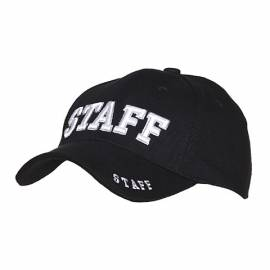 GORRA BORDADA STAFF