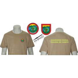 CAMISETA SEGURIDAD PRIVADA