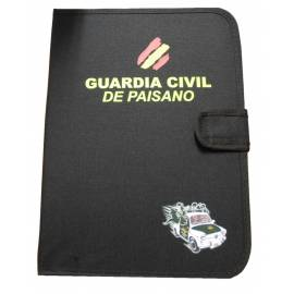 CARPETA PORTADOCUMENTOS GUARDIA CIVIL PAISANO