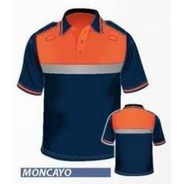 POLO MANGA CORTA UNIFORMIDAD MONCAYO