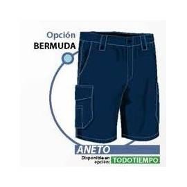 BERMUDA UNIFORMIDAD ANETO