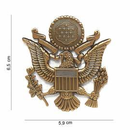 PLACA USAF PARA SOMBRERO
