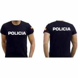 CAMISETA POLICIA CNP