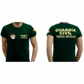 CAMISETA USECIC SEVILLA GUARDIA CIVIL