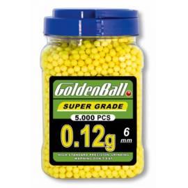 TARRO BOLAS DE PLASTICO GOLDENBALL 5000 BOLAS 0.12G