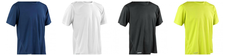 colores camisetas