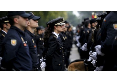 Opositor policia