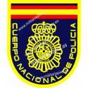 ADHESIVO CUERPO POLICIA GEOS