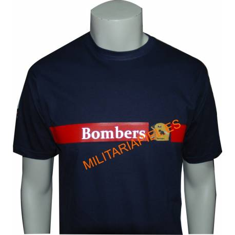 CAMISETA BOMBEROS NEW YORK
