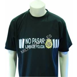 CAMISETA CUERPO NACIONAL POLICГЌA BALIZA