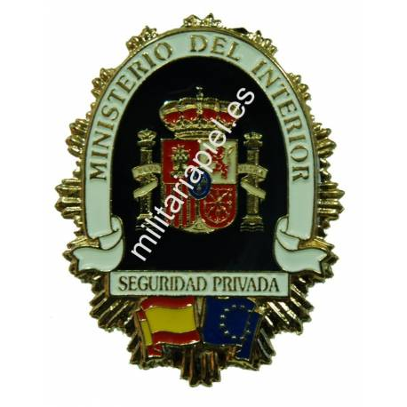 SEGURIDAD PRIVADA ESPAÑA