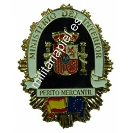 PLACA PERITO MERCANTIL