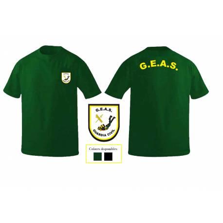 Camiseta Guardia Civil GEAS
