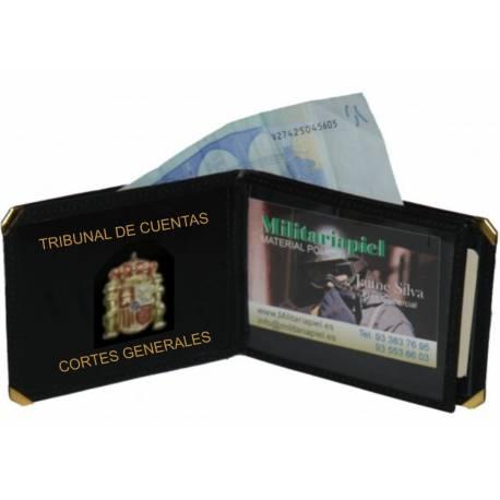 CARTERA TRIBUNAL DE CUENTAS CORTES GENERALES (PLACA INCLUIDA)