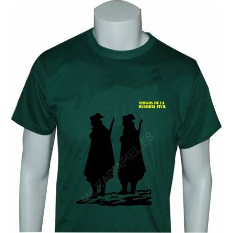 CAMISETA AMIGOS DE LA GUARDIA CIVIL