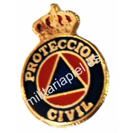 PIN PROTECCION CIVIL