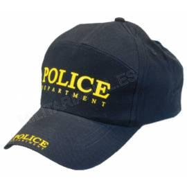GORRA TACTICA POLICE BORDADA
