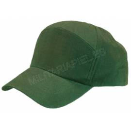 GORRA TACTICA COLOR VERDE