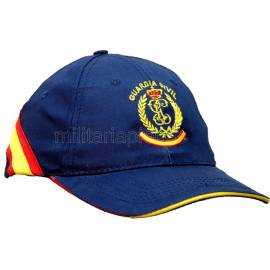 GORRA CON EMBLEMA DE LA GUARDIA CIVIL