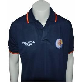 POLO POLICIA CIENTIFICA (BANDERA ESPAÑA)