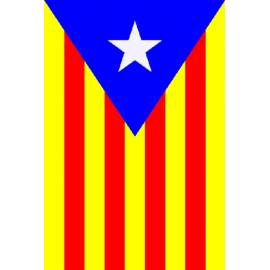 BANDERA INDEPENDISTA CATALANES